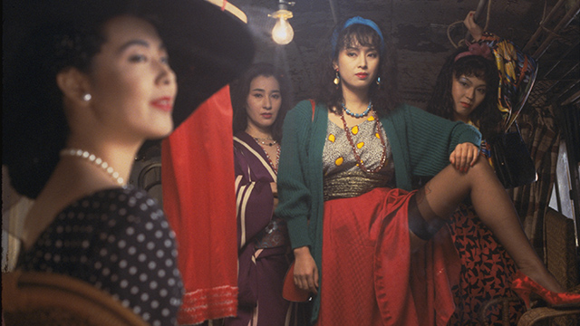 肉体の門(1988)